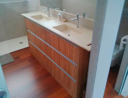 Mueble de baño particular