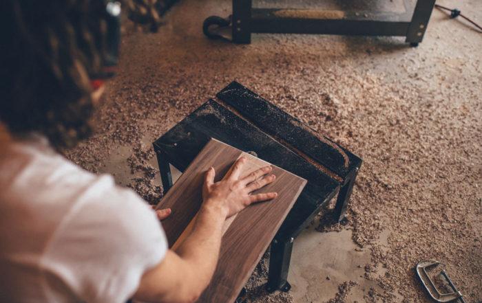 Taller Carpintería Elche Madecor muebles de madera