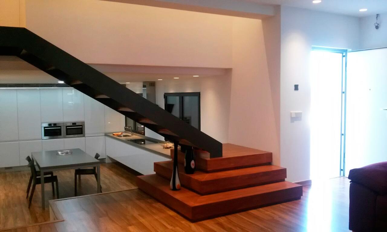 Madera Elche de primera calidad para crear espacios únicos, escaleras, armarios, cocinas elche, somos tu carpintería elche