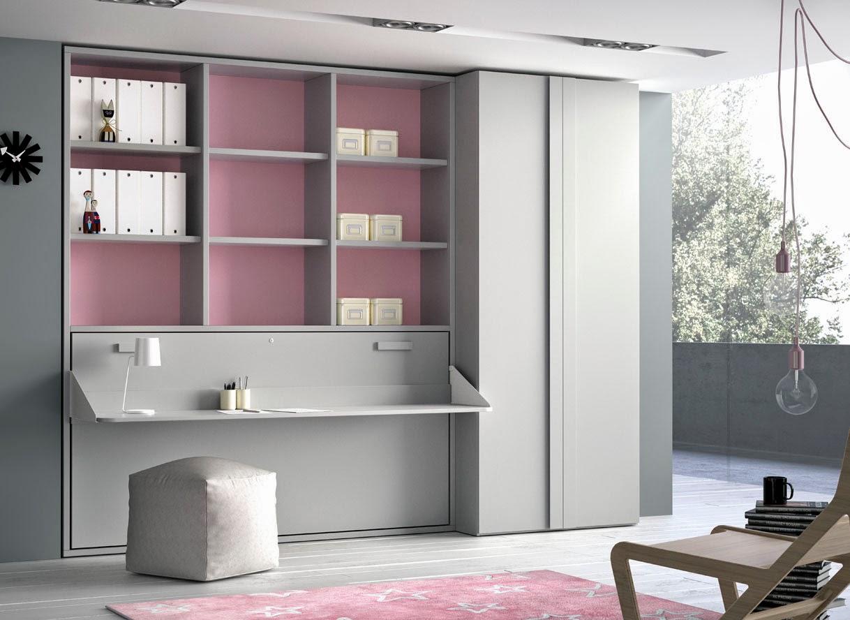 Ideas Para Crear Dormitorios Juveniles Madecor Carpinter A Elche ~ Estanterias Dormitorios Juveniles